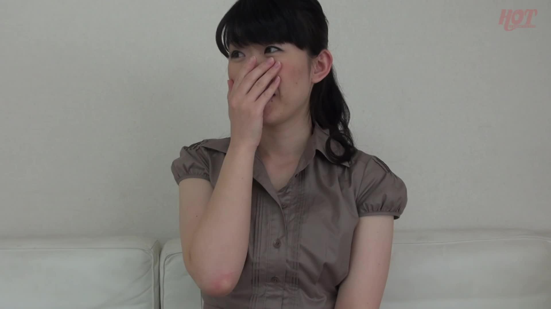 熟女が恥らうセンズリ鑑賞21