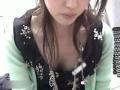 アダルト動画:ミニスカショップ店員のパンチラ逆さ撮り|胸チラ+顔あり